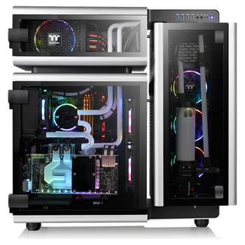 Product image of Thermaltake Level 20 Tempered Glass Edition Full Tower Case - Click for product page of Thermaltake Level 20 Tempered Glass Edition Full Tower Case