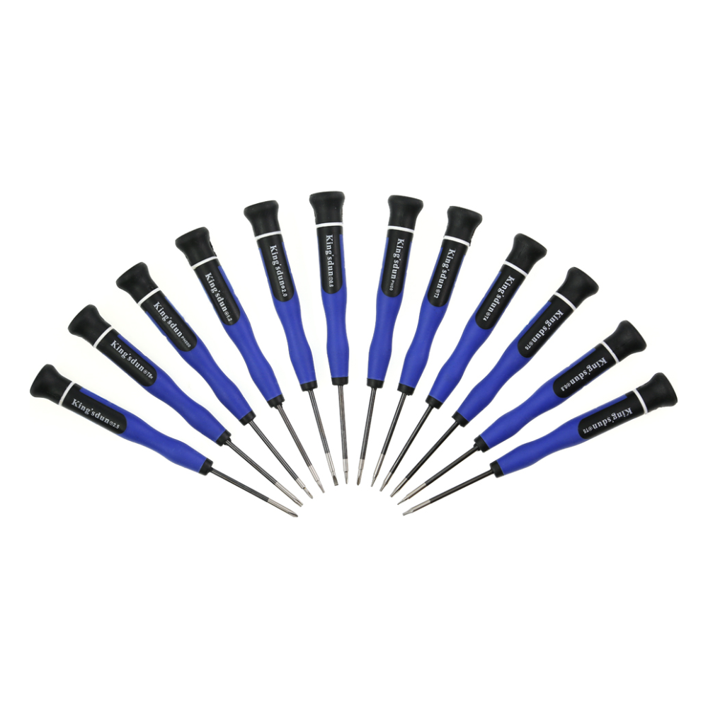 A large main feature product image of King'sdun 12 in 1 Precision Screwdriver Set