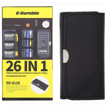 Product image of King'sdun 26 in 1 Computer Repair Tool Kit - Click for product page of King'sdun 26 in 1 Computer Repair Tool Kit