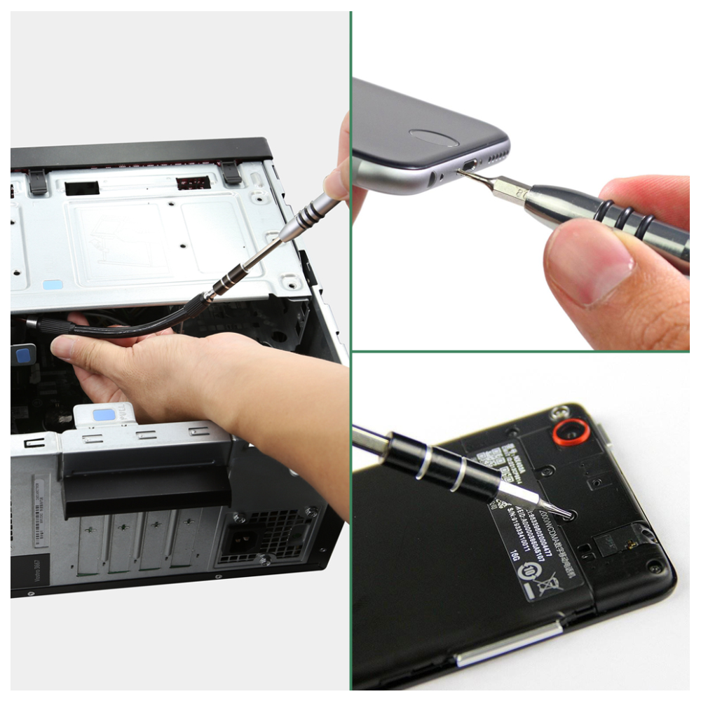 A large main feature product image of King'sdun 60 in 1 Multifunctional Screwdriver Kit