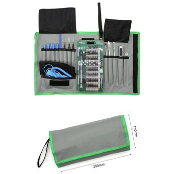 Product image of King'sdun 76 in 1 Precision Screwdriver Maintenance Toolset - Click for product page of King'sdun 76 in 1 Precision Screwdriver Maintenance Toolset