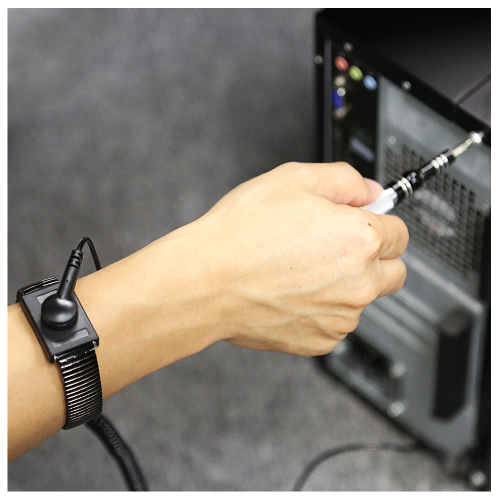 A large main feature product image of King'sdun Metal ESD Anti Static Bracelet