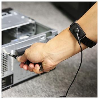 Product image of King'sdun Metal ESD Anti Static Bracelet - Click for product page of King'sdun Metal ESD Anti Static Bracelet