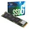 A small tile product image of Intel 660p Series 512GB QLC NVMe M.2 SSD