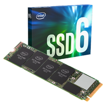 Product image of Intel 660p Series 2TB QLC NVMe M.2 SSD - Click for product page of Intel 660p Series 2TB QLC NVMe M.2 SSD