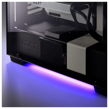 Product image of NZXT Hue 2 RGB Under Glow 200mm Case Lighting Accessory Kit - Click for product page of NZXT Hue 2 RGB Under Glow 200mm Case Lighting Accessory Kit