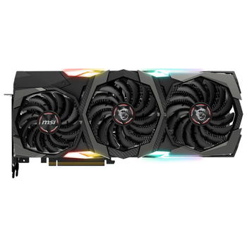 Product image of MSI GeForce RTX2080Ti Gaming X Trio 11GB GDDR6 - Click for product page of MSI GeForce RTX2080Ti Gaming X Trio 11GB GDDR6