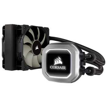Product image of Corsair Hydro Series H75 V2 AIO Liquid CPU Cooler - Click for product page of Corsair Hydro Series H75 V2 AIO Liquid CPU Cooler