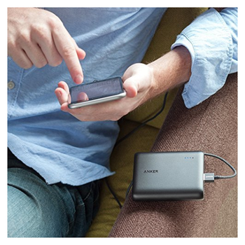 Product image of ANKER PowerCore 10400mAh (Black) Power Bank - Click for product page of ANKER PowerCore 10400mAh (Black) Power Bank