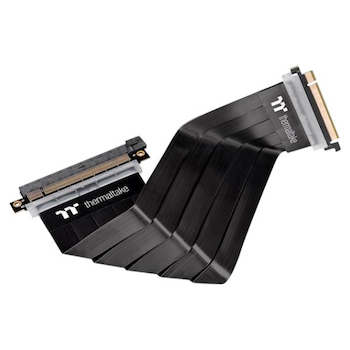 Product image of Thermaltake Premium PCI-E 3.0 x16 Riser Cable 300mm - Click for product page of Thermaltake Premium PCI-E 3.0 x16 Riser Cable 300mm