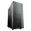 A product image of Deepcool Matrexx 55 RGB Mid Tower Case w/ Tempered Glass Side Panel