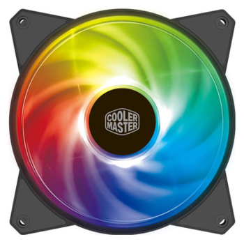 Product image of Cooler Master MasterFan MF120R ARGB 120mm Fan - Click for product page of Cooler Master MasterFan MF120R ARGB 120mm Fan
