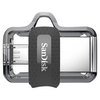 A product image of SanDisk Ultra Dual Drive m3.0 32GB USB3.0/micro-USB OTG Android