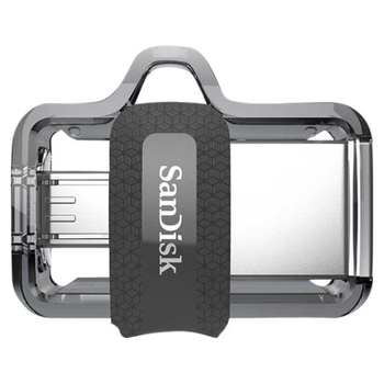 Product image of SanDisk Ultra Dual Drive m3.0 32GB USB3.0/micro-USB OTG Android - Click for product page of SanDisk Ultra Dual Drive m3.0 32GB USB3.0/micro-USB OTG Android