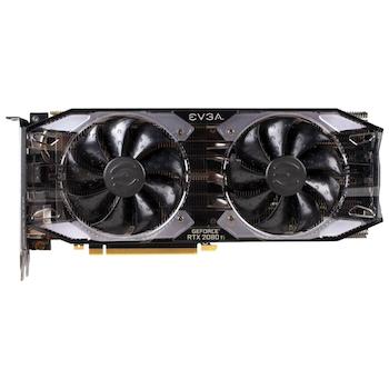 Product image of eVGA GeForce RTX2080Ti XC GAMING, 11GB GDDR6, Dual HDB Fans & RGB LED GDDR6 - Click for product page of eVGA GeForce RTX2080Ti XC GAMING, 11GB GDDR6, Dual HDB Fans & RGB LED GDDR6