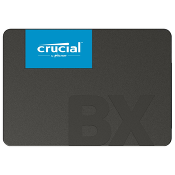 "Product image of Crucial BX500 120GB SATA 2.5"" SSD  - Click for product page of Crucial BX500 120GB SATA 2.5"" SSD"