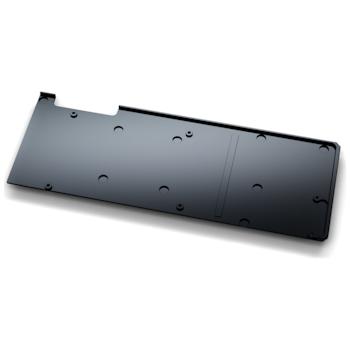 Product image of EK Quantum Vector RTX Backplate - Black - Click for product page of EK Quantum Vector RTX Backplate - Black