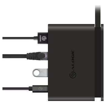 Product image of ALOGIC USB-C Travel Dock Essential - Click for product page of ALOGIC USB-C Travel Dock Essential