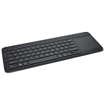 Product image of Microsoft Wireless All-In-One Media Keyboard - Click for product page of Microsoft Wireless All-In-One Media Keyboard