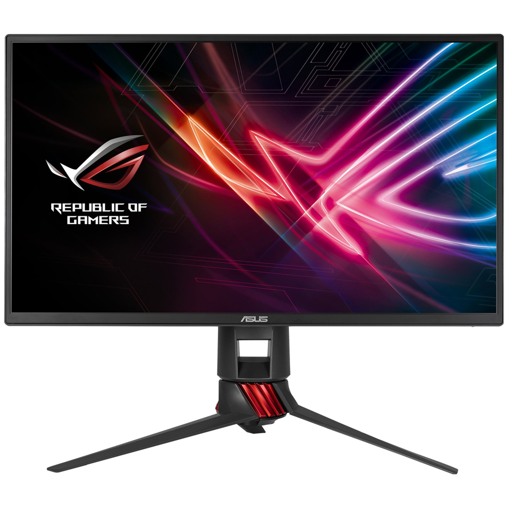 "A large main feature product image of ASUS ROG Strix XG258Q 24.5"" Full HD G-SYNC-C 240Hz 1MS LED Gaming Monitor"