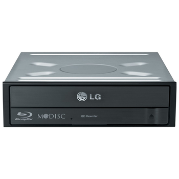 Product image of LG BH16NS55 16x Black SATA Blu-Ray Writer OEM - Click for product page of LG BH16NS55 16x Black SATA Blu-Ray Writer OEM