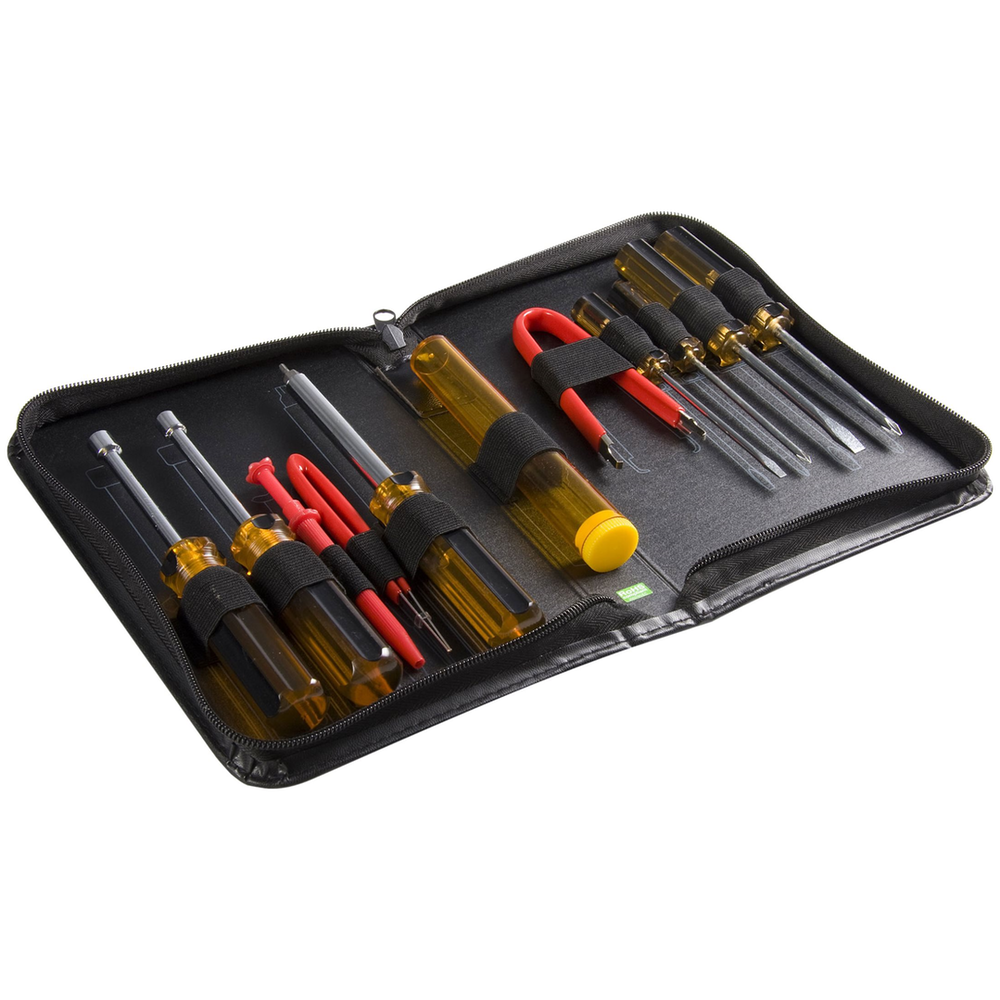 A large main feature product image of Startech 11 Piece PC Computer Tool Kit