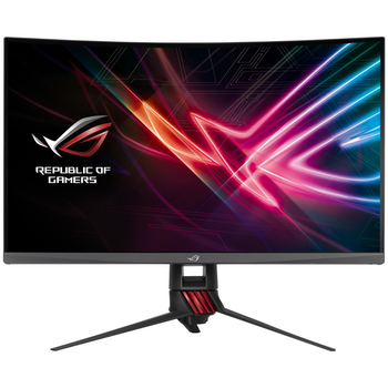 "Product image of ASUS ROG Strix XG32VQ 31.5"" WQHD FreeSync Curved 144Hz 4MS VA LED Gaming Monitor - Click for product page of ASUS ROG Strix XG32VQ 31.5"" WQHD FreeSync Curved 144Hz 4MS VA LED Gaming Monitor"