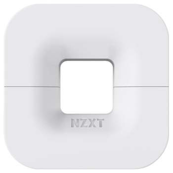 Product image of NZXT Puck Headset Hanger White - Click for product page of NZXT Puck Headset Hanger White