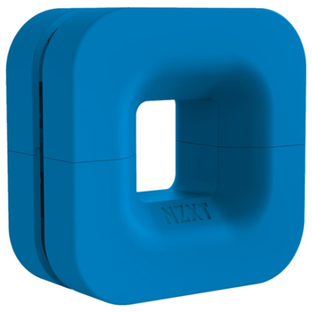Product image of NZXT Puck Headset Hanger Blue - Click for product page of NZXT Puck Headset Hanger Blue