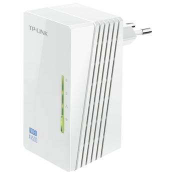 Product image of TP-LINK AV600 WPA4220 Powerline WiFi Extender - Click for product page of TP-LINK AV600 WPA4220 Powerline WiFi Extender