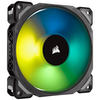 A product image of Corsair ML120 Pro 120mm Mag-Lev RGB PWM Cooling Fan