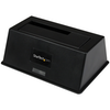 A product image of Startech eSATA/USB 3.0 SATA III Docking Station with UASP