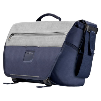 "Product image of Everki ContemPRO 14"" Laptop Bike Messenger Bag (Blue) - Click for product page of Everki ContemPRO 14"" Laptop Bike Messenger Bag (Blue)"
