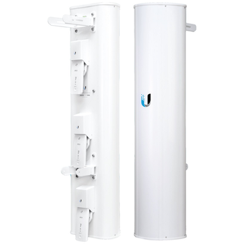 Product image of Ubiquiti 5GHz airPrism Sector Antenna - Click for product page of Ubiquiti 5GHz airPrism Sector Antenna