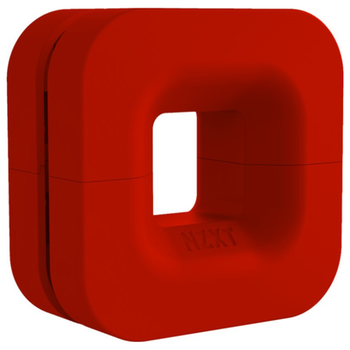 Product image of NZXT Puck Headset Hanger Red - Click for product page of NZXT Puck Headset Hanger Red