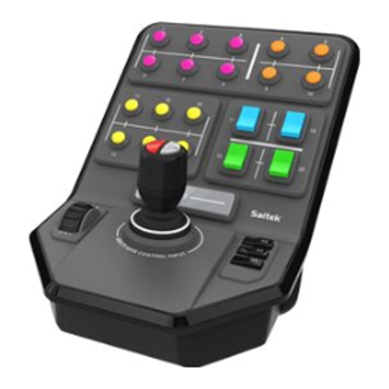 Product image of Logitech Farm Simulator Side Panel Control Deck - Click for product page of Logitech Farm Simulator Side Panel Control Deck