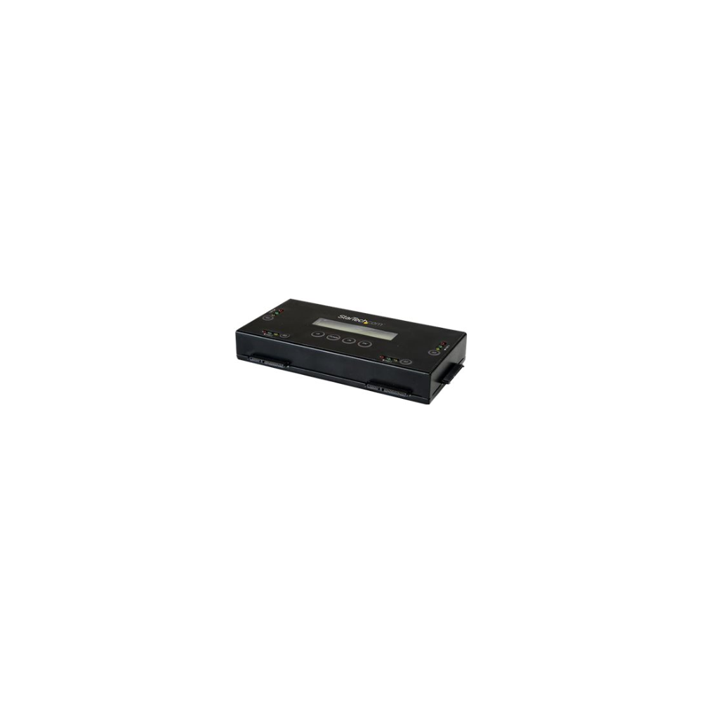 A large main feature product image of Startech Hard Drive Eraser for 2.5 or 3.5 in. SATA Drives - 4-Bay