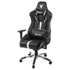 A product image of BattleBull Arrow Gaming Chair Black/White
