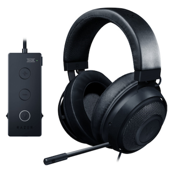 Product image of Razer Kraken Tournament Edition Gaming Headset - Black - Click for product page of Razer Kraken Tournament Edition Gaming Headset - Black