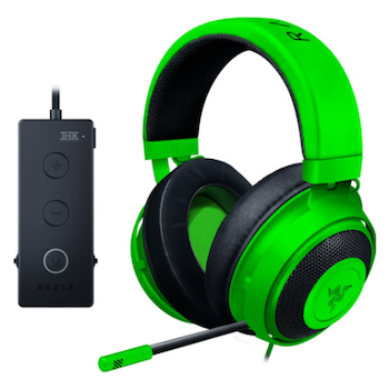 Product image of Razer Kraken Tournament Edition Gaming Headset - Green - Click for product page of Razer Kraken Tournament Edition Gaming Headset - Green
