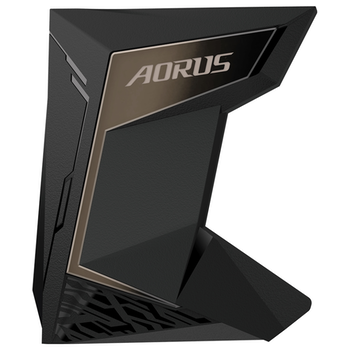 Product image of Gigabyte AORUS NVLINK BRIDGE RGB (4-slot) - Click for product page of Gigabyte AORUS NVLINK BRIDGE RGB (4-slot)