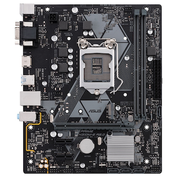 Product image of ASUS PRIME H310M-E R2.0 LGA1151-CL mATX Desktop Motherboard - Click for product page of ASUS PRIME H310M-E R2.0 LGA1151-CL mATX Desktop Motherboard