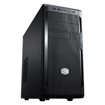 Product image of Cooler Master N300 Black Mid Tower Case - Click for product page of Cooler Master N300 Black Mid Tower Case