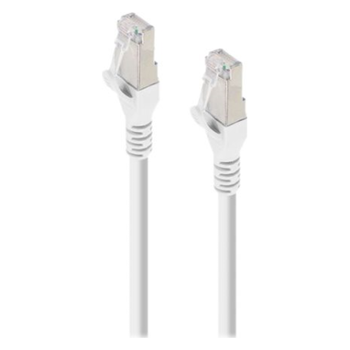 Product image of ALOGIC CAT6A 0.5m 10GbE Shielded LSZH Network Cable White - Click for product page of ALOGIC CAT6A 0.5m 10GbE Shielded LSZH Network Cable White
