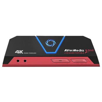Product image of AVerMedia GC513 Live Game Portable II Plus USB Capture Device - Click for product page of AVerMedia GC513 Live Game Portable II Plus USB Capture Device