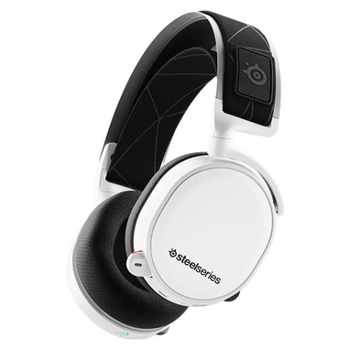 Product image of SteelSeries Arctis 7 White Wireless Gaming Headset - Click for product page of SteelSeries Arctis 7 White Wireless Gaming Headset