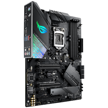 Product image of ASUS ROG Strix Z390-F Gaming LGA1151-CL ATX Desktop Motherboard - Click for product page of ASUS ROG Strix Z390-F Gaming LGA1151-CL ATX Desktop Motherboard