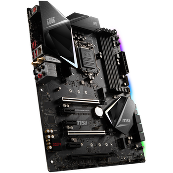 Product image of MSI MPG Z390 GAMING EDGE AC LGA1151-CL ATX Desktop Motherboard - Click for product page of MSI MPG Z390 GAMING EDGE AC LGA1151-CL ATX Desktop Motherboard