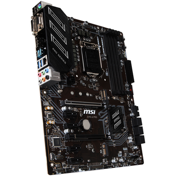 Product image of MSI Z390-A PRO LGA1151-CL ATX Desktop Motherboard - Click for product page of MSI Z390-A PRO LGA1151-CL ATX Desktop Motherboard
