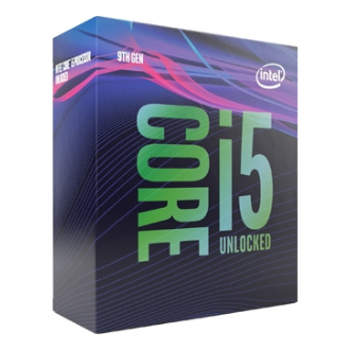 Product image of Intel Core i5 9600K 3.7GHz Coffee Lake R 6 Core 6 Thread LGA1151-CL - No HSF Retail Box - Click for product page of Intel Core i5 9600K 3.7GHz Coffee Lake R 6 Core 6 Thread LGA1151-CL - No HSF Retail Box